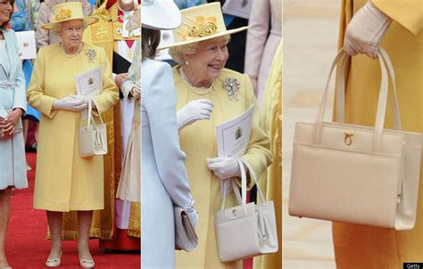 handbag signals from queen elizabeth landlordrocknyc