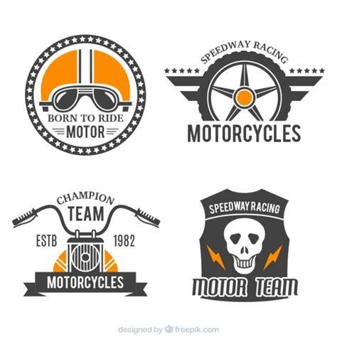 Logos Autos Y Motos by Insignias Para Motos Descargar Vectores Gratis