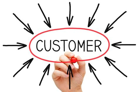 what s the difference between customer service and
