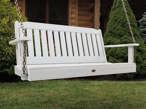 white porch swings decor white wood wicker porch swings for wicker porch