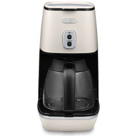 Coffee Maker Di Surabaya de longhi icmi211 w distinta filter coffee maker matt white homeware thehut