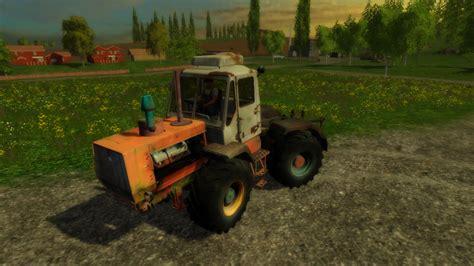 Spinning Ls by T150k Tractor V1 1 Farming Simulator 2017 Mods Farming