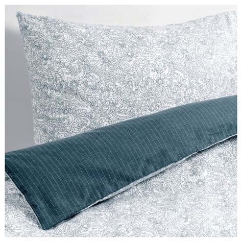 Quilt Ikea 196 rtlike quilt cover and pillowcase grey 150x200 50x80 cm
