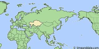 seattle kzt map current local time in almaty kazakhstan