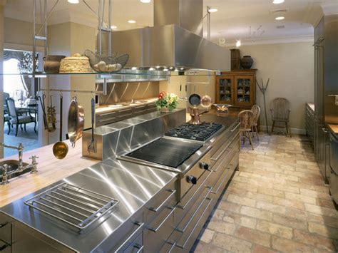 at home kitchen top 10 professional grade kitchens kitchen ideas