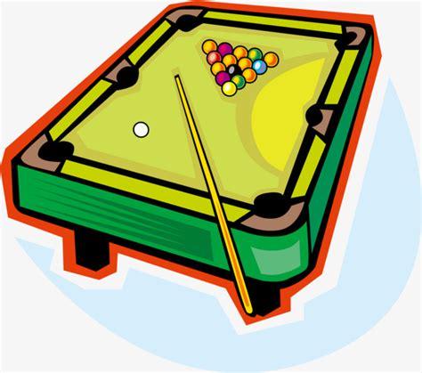 pool table clipart vector billiard tables vector pool table