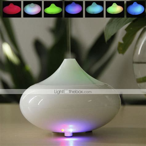 spa room aroma mist diffuser electric ultrasonic humidifier aroma diffuser essential oils diffuser humidifier with cool mist