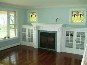Fireplace Mantel Bookshelves by Handmade Eastlake Fireplace And Side Cabinets By