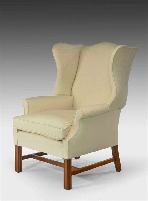 chippendale wingback chair chippendale style mahogany framed wing chair for sale at