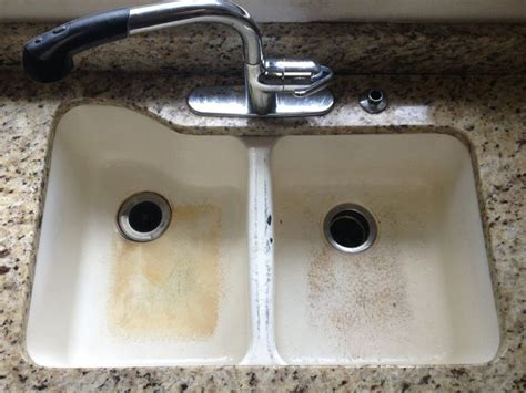 specialized refinishing can make your porcelain sinks