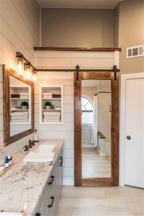 farmhouse bathroom ideas 40 rustic farmhouse master bathroom remodel ideas