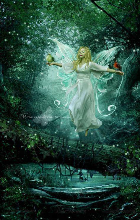 Fairy Light By Maiarcita On Deviantart Light Fairies