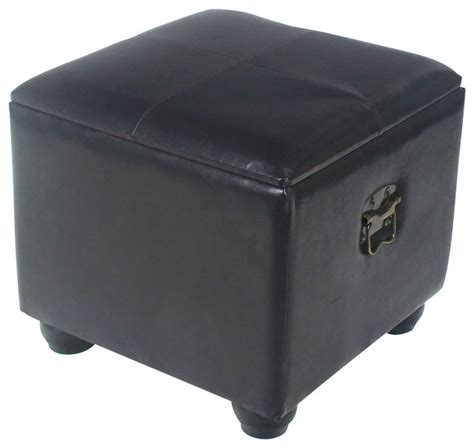 ottoman trunks international caravan carmel square ottoman trunk with lid