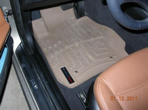 Weathertech Winter Floor Mats by Fs Custom Weathertech Winter Mats