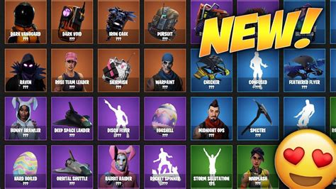 fortnite new skins coming out new upcoming skins back blings more coming to fortnite