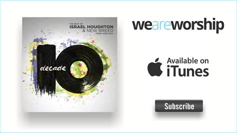Cd Ori Decade The Best Of Israael Houghton New Breed 2 Cds israel houghton nothing else matters
