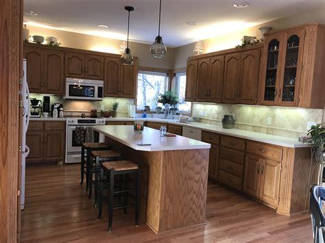 oak cabinetry mn