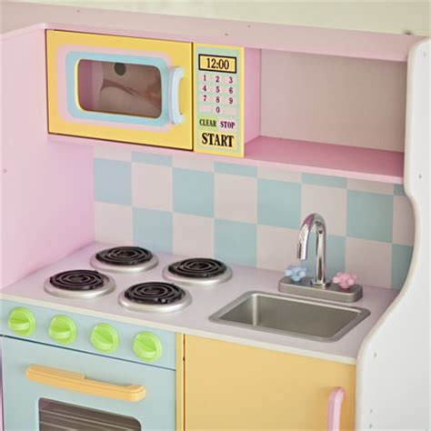 kidkraft 4 pack pastel accessories play kitchen watch your kids imitating your cooking techniques with