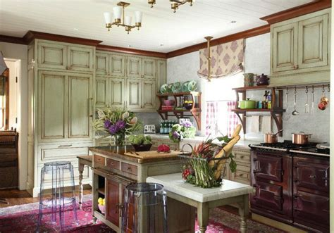 Carriage House Cabinets by These Rustic Kitchen Cabinets Carriage House Kitchen