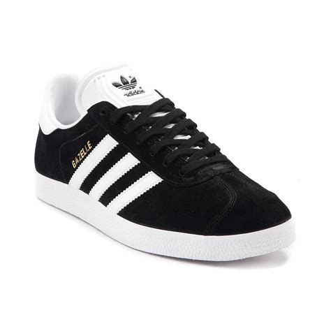 adidas for women womens adidas gazelle athletic shoe black 436249