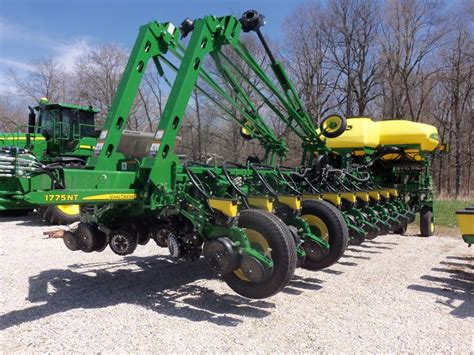 24 Row Deere Planter by 24 Row Deere Max Emerge 5 1775nt Corn Planter