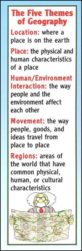 theme geography essay the 25 best five themes of geography ideas on pinterest