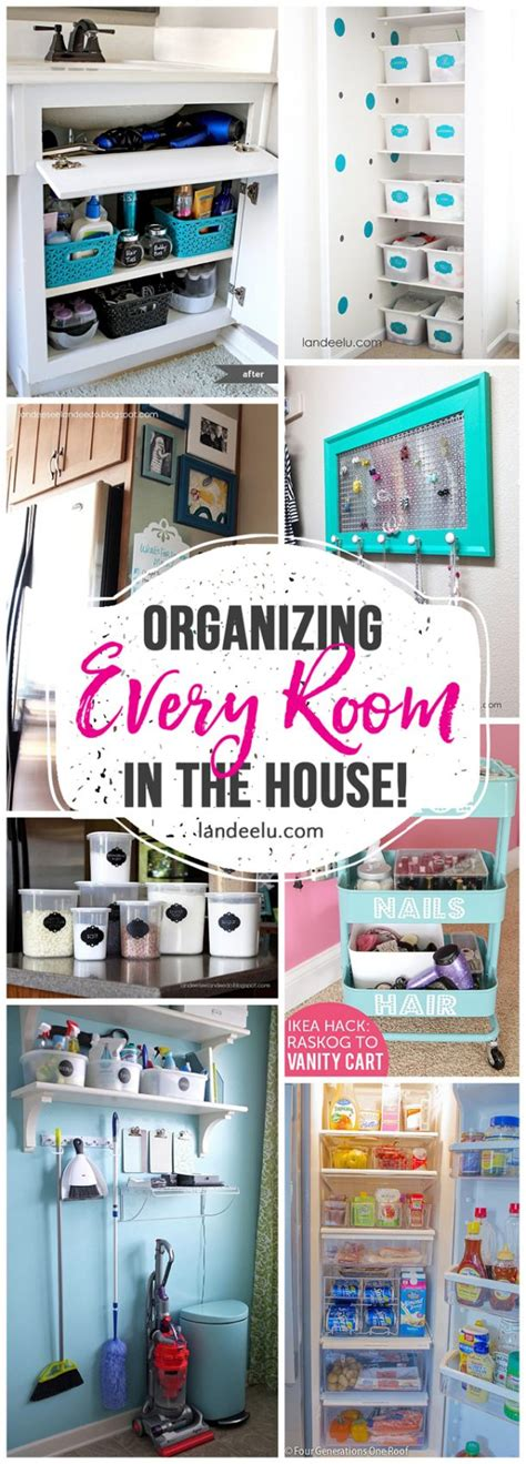 how to organize your home pretty and inexpensive ways to organize your home