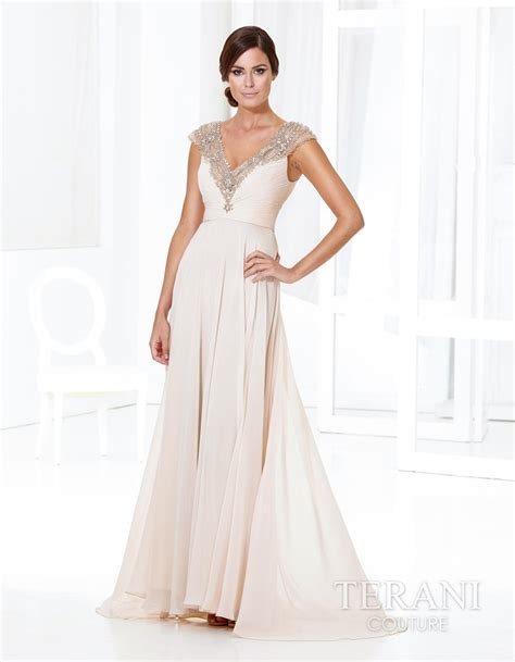 Dress Krem terani of the m3803 terani of the prom dresses wedding gowns formal