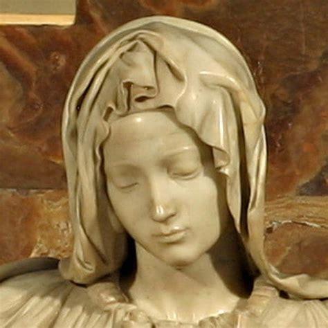 michelangelo sculptures rear view michelangelo and famous art michelangelo s pieta italianrenaissance org
