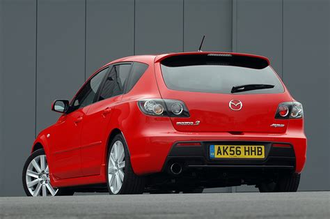 mazda 3 n mazda 3 mps review 2007 2008 parkers