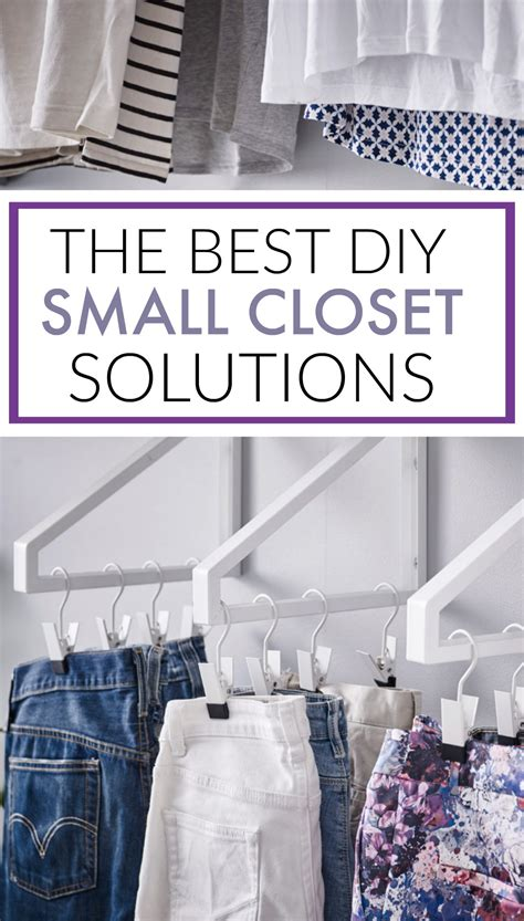 diy solutions the best diy closet solutions a little craft in your day