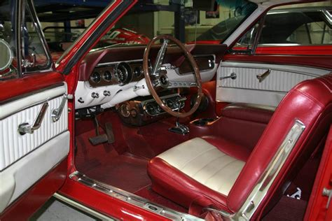 1966 Ford Mustang Interior Kits by 1966 Ford Mustang 2 Door Hardtop 138116