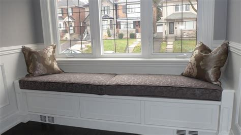 window bench cushion jade creative window bench cushions