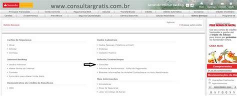Santander Imposto De Renda 2016 | santander extrato imposto de renda santander extrato