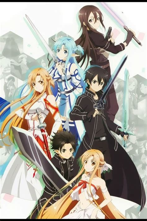 Dakimakura Guling Side Sword Asuna Kirito 554 best sword images on swords anime and anime