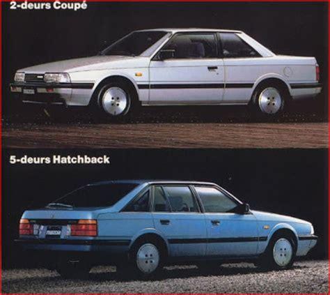 fuel affection a trip down memory lane 1984 mazda 626 sle