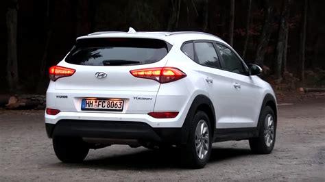 Hyundai Tucson Hp by 2015 Hyundai Tucson 1 7 Crdi 116 Hp Test Drive