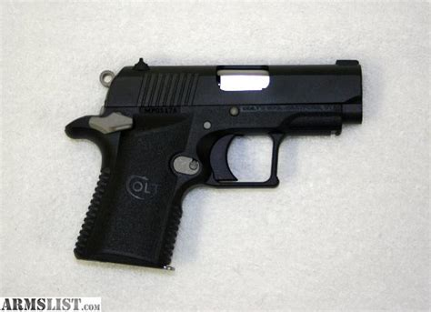 colt mustang xsp 380 armslist for sale new colt mustang xsp 380acp