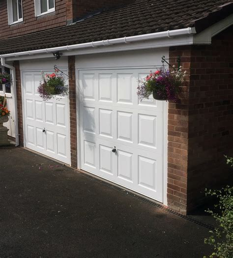 Canopy Garage Door Canopy Garage Doors In Cheshire Supplied Fitted And Repairs
