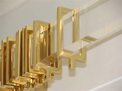 acrylic drapery hardware rectangular acrylic drapery hardware curtain rods dc