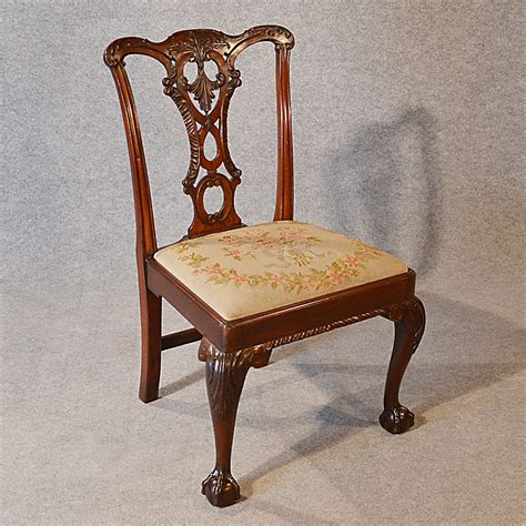 antique chippendale chairs antique chair chippendale revival dining