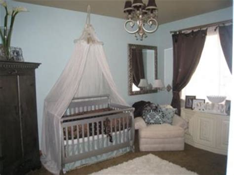Blue And Brown Nursery Decorating Ideas by Blue And Brown Baby Nursery