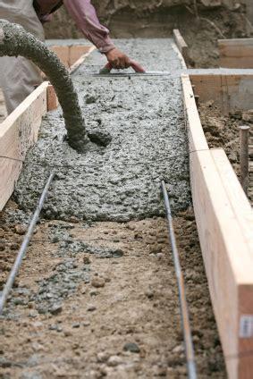 How To Build Pour Concrete davidwalker62 s notes to zander