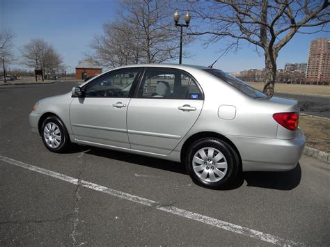 Price Of 2003 Toyota Corolla 2003 Toyota Corolla Pictures Cargurus