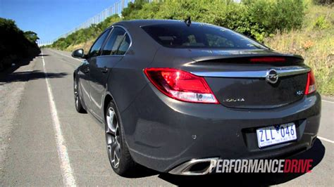 opel insignia opc 2016 2013 opel insignia opc engine sound and 0 100km h youtube