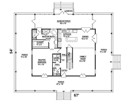 2400 sq ft house plan country style house plan 3 beds 2 5 baths 2400 sq ft