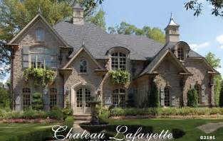 chateau lafayette french country house plan plans garrell southern living room