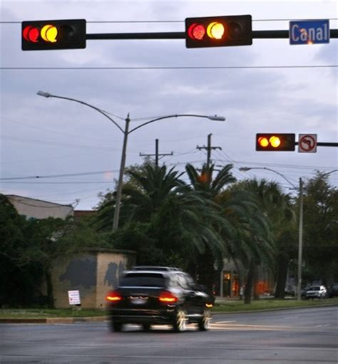 Running A Light Ticket by Louisiana Lawmaker Proposes Local Votes For All Traffic