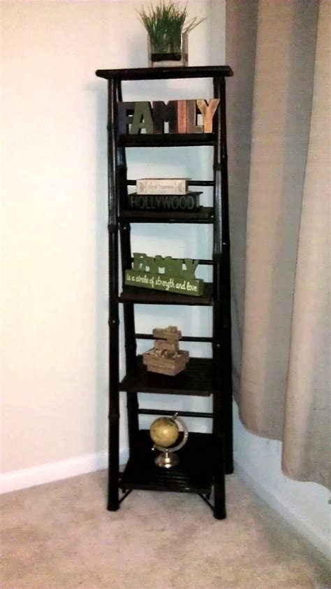 i want to redecorate my bedroom 1000 ideas about ladder shelf decor on pinterest ladder