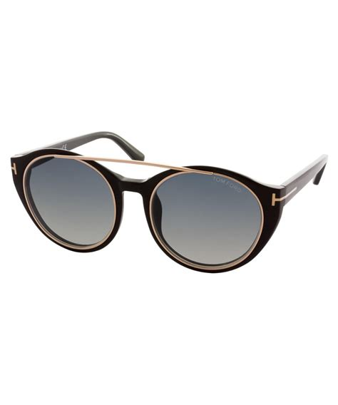 tom ford s joan 52mm sunglasses in black lyst